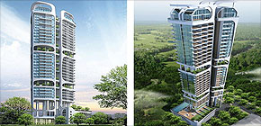 Preview of Spottiswoode Suites @ District 2