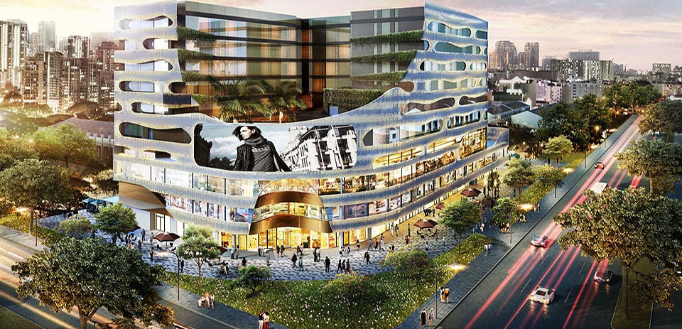 Preview of Macpherson Mall M2