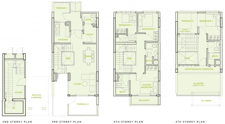Floor Plan Type-B2