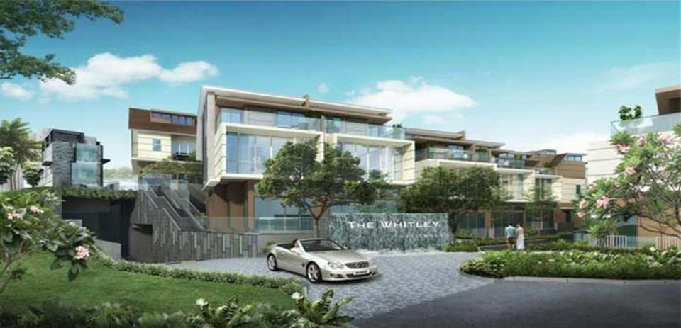 Preview of The Whitley Residences