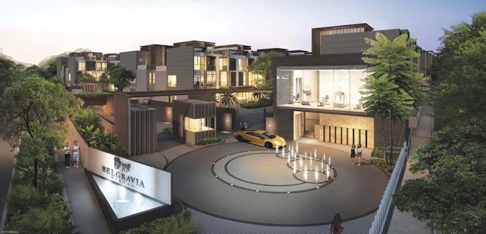 Preview of Belgravia Villas