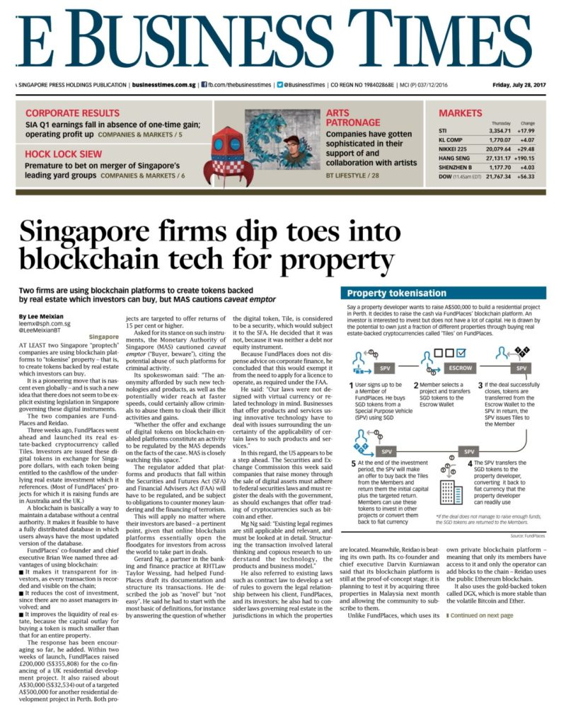 Blockchain Tech For Property-1