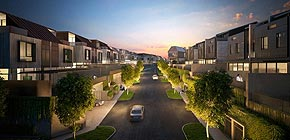Preview of Victoria Park Villas