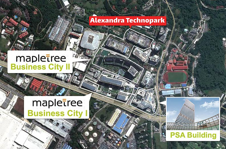 Alexandra-Commercial-Cluster